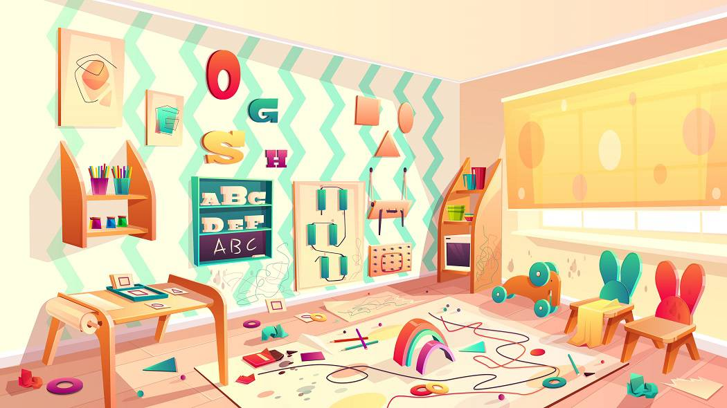 Converting Your Childrens' Playroom Into A Home Classroom